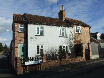 2 Bedrooms Link Detached House for sale in Bingham Road, Radcliffe-On-Trent, Nottingham