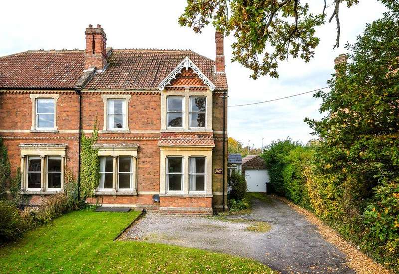 4 Bedrooms Semi Detached House for sale in London Road, Devizes, Wiltshire, SN10