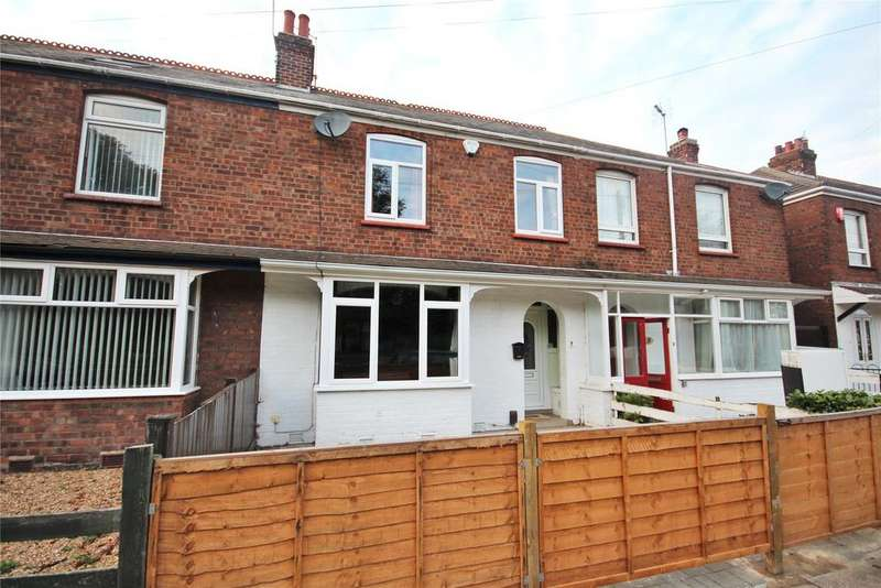 3 Bedrooms Terraced House for sale in Kingston Avenue, Grimsby, DN34