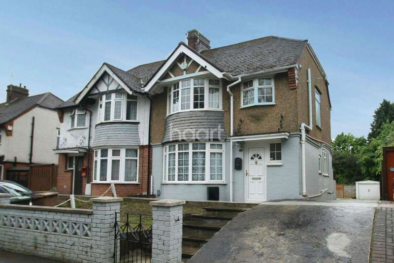 3 Bedrooms Semi Detached House for sale in South Luton