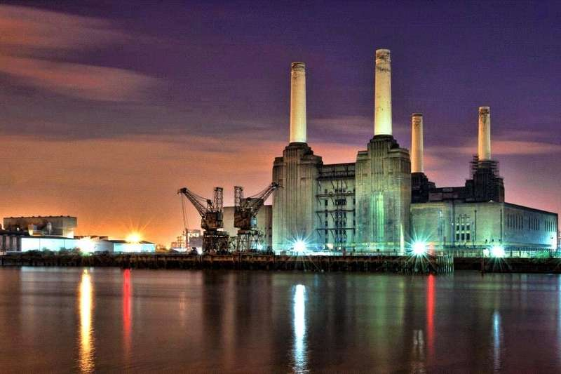 3 Bedrooms Flat for sale in Boiler House, Battersea Power Station, London, SW8