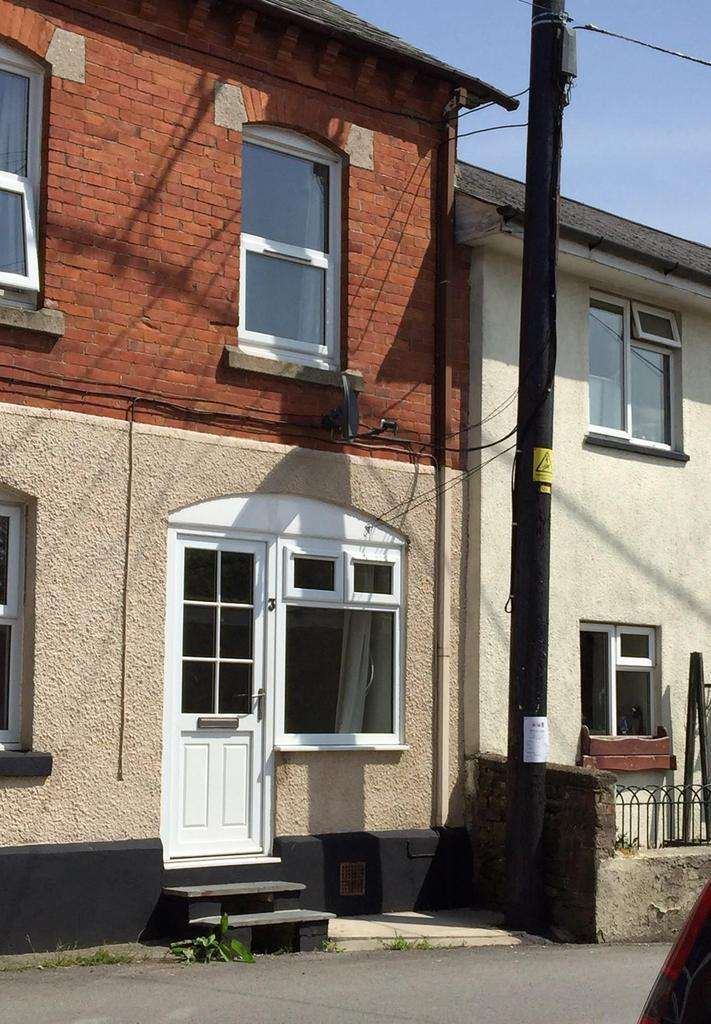 1 Bedroom Terraced House for sale in Red Brick Cottages, Exeter Road