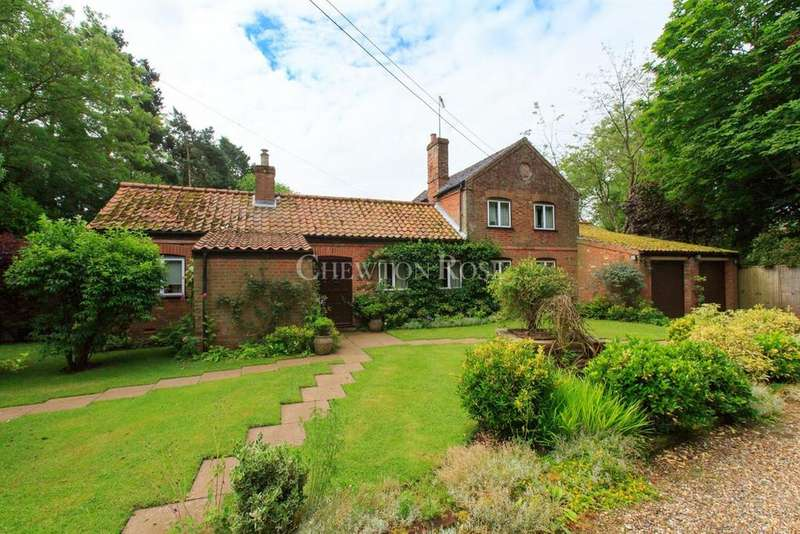 3 Bedrooms Detached House for sale in NEAR AYLSHAM
