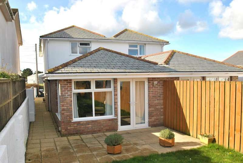3 Bedrooms Semi Detached House for sale in Neeham Road, St. Newlyn East