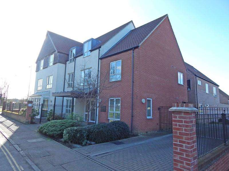 1 Bedroom Apartment Flat for sale in Fairland Street, Wymondham