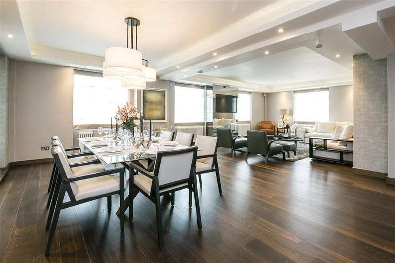 5 Bedrooms Flat for sale in Fursecroft, George Street, London, W1H