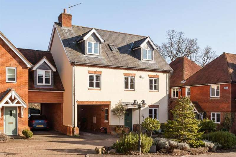 4 Bedrooms Detached House for sale in Ticehurst, Wadhurst, East Sussex TN5