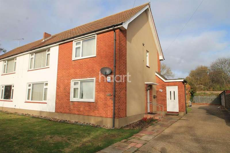 2 Bedrooms Flat for sale in Woodgrange Drive, Thorpe Bay