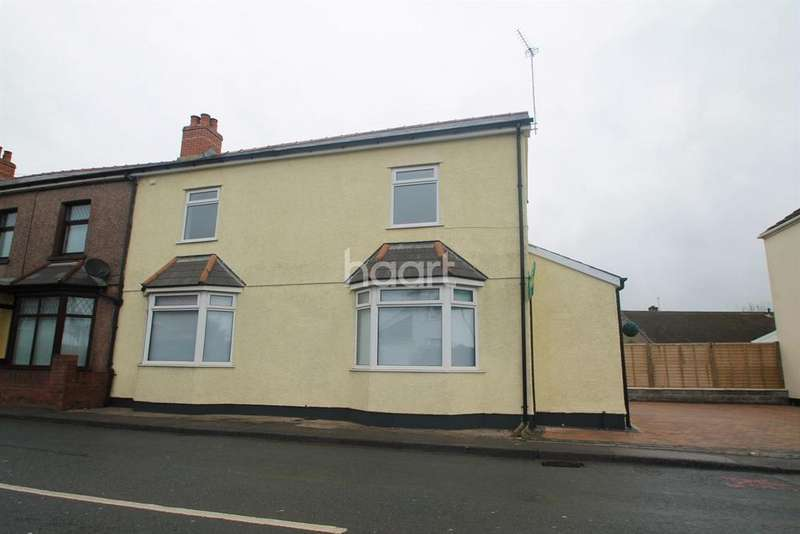 3 Bedrooms Semi Detached House for sale in High Cross Road, Newport