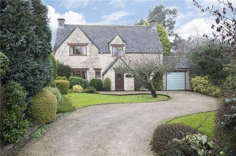 3 Bedrooms Detached House for sale in Broad Campden, Chipping Campden, Gloucestershire, GL55