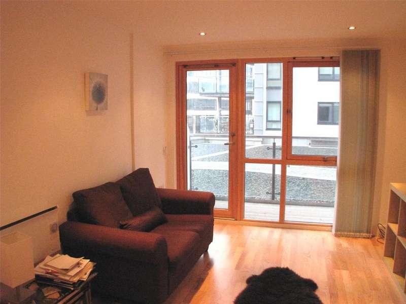 1 Bedroom Flat for sale in Crozier House, Leeds Dock, The Boulevard, Leeds, West Yorkshire, LS10