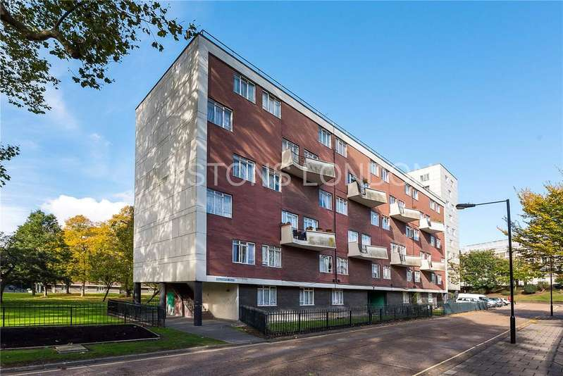 1 Bedroom Apartment Flat for sale in Bridgewater House, Hallfield Estate, London, W2