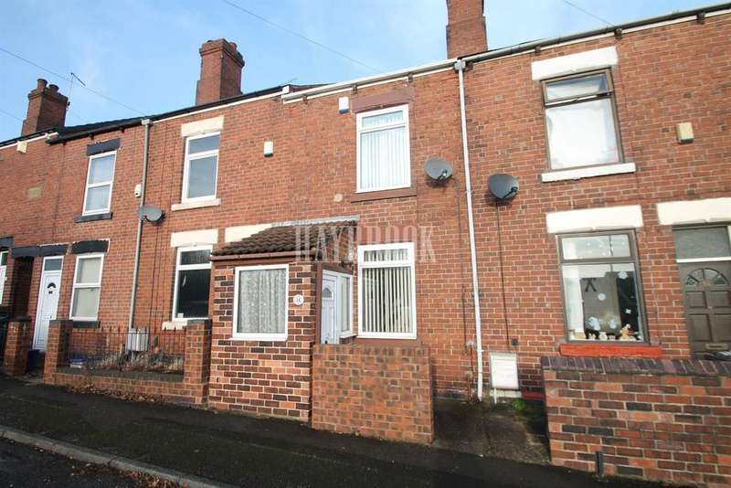 2 Bedrooms Terraced House for sale in Peashill Street, Rawmarsh