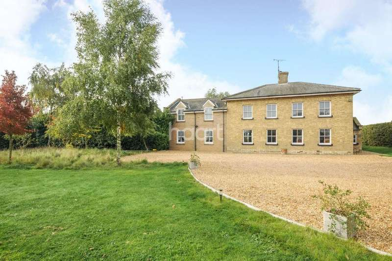 4 Bedrooms Detached House for sale in Soham road, Stuntney, Ely