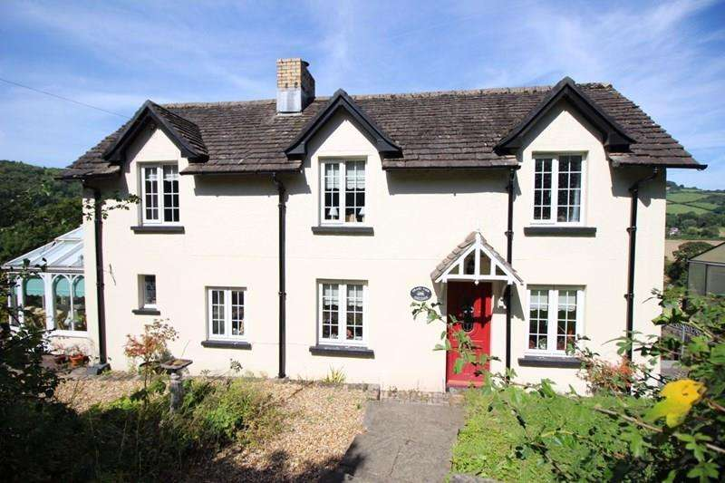 4 Bedrooms Cottage House for sale in Draethen, Newport