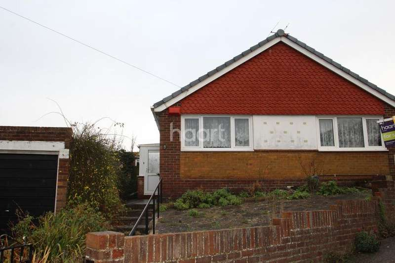 2 Bedrooms Bungalow for sale in Davids Close, Broadstairs, CT10