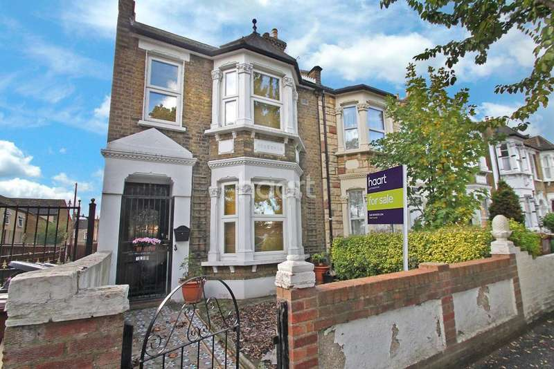 4 Bedrooms End Of Terrace House for sale in Woodhouse Road, Leytonstone