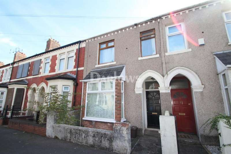 1 Bedroom Flat for sale in Aberdovey Street, Cardiff