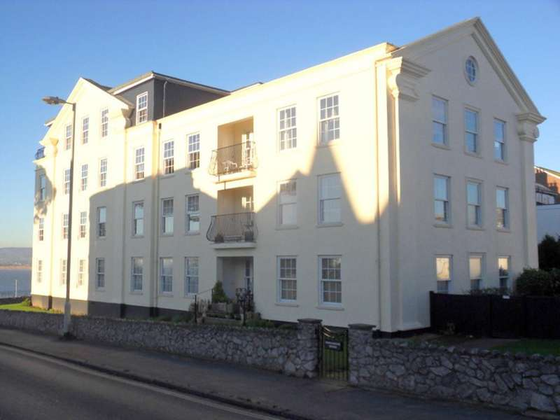 3 Bedrooms Apartment Flat for sale in Louisa Place, Exmouth