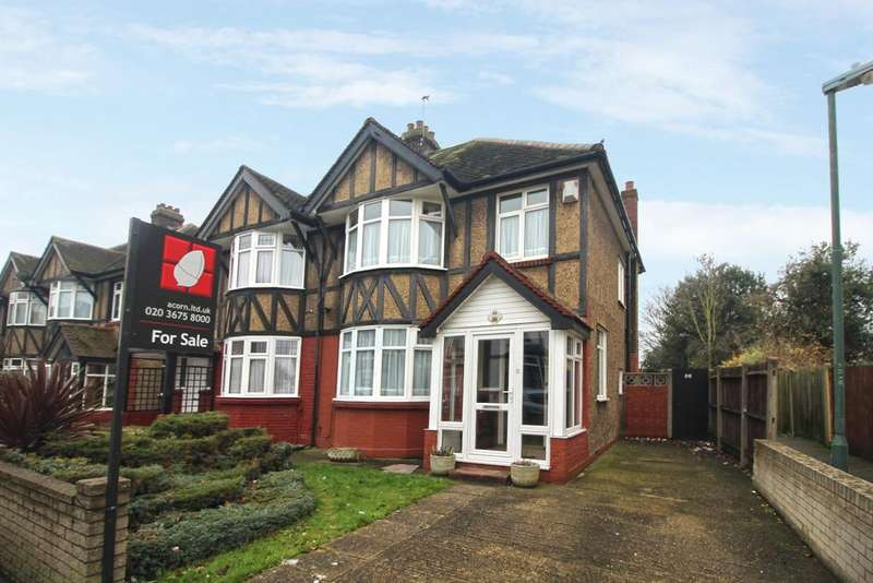 3 Bedrooms Semi Detached House for sale in Church Road Bexleyheath DA7