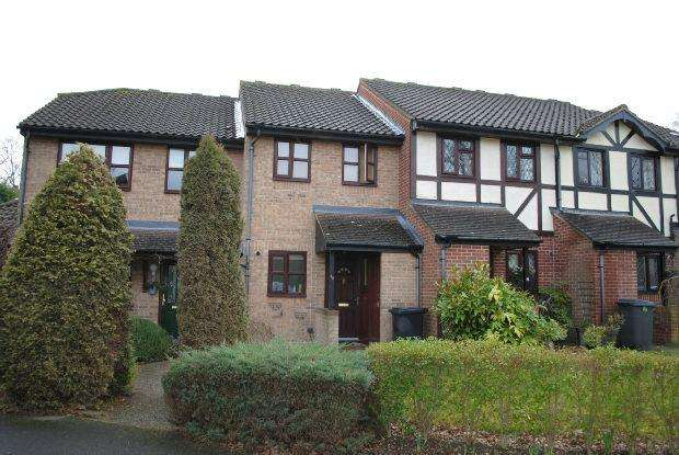 2 Bedrooms Terraced House for sale in Horseshoe Crescent Burghfield Common Reading