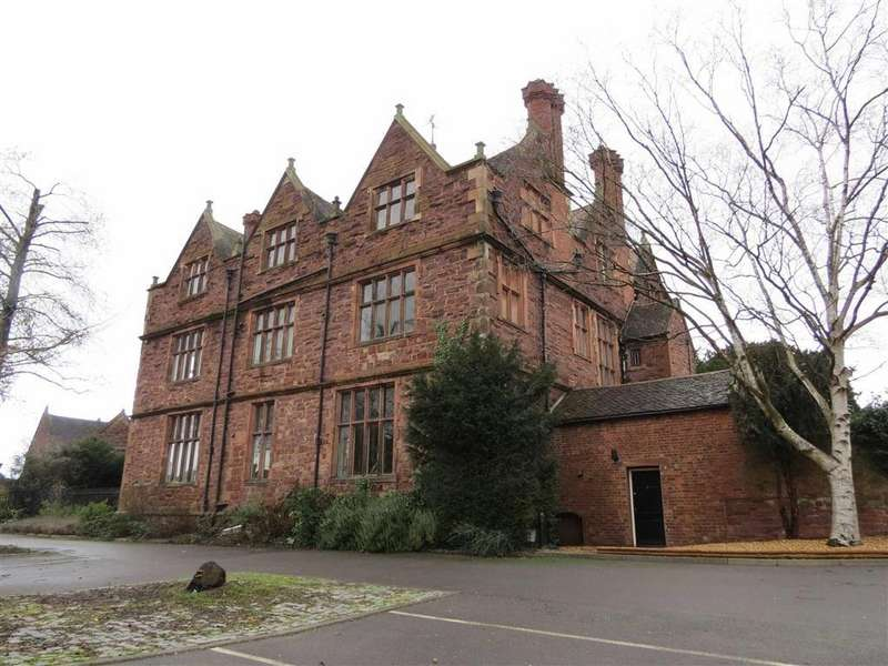2 Bedrooms Apartment Flat for sale in Whitehall Mansions, Shrewsbury, Shropshire