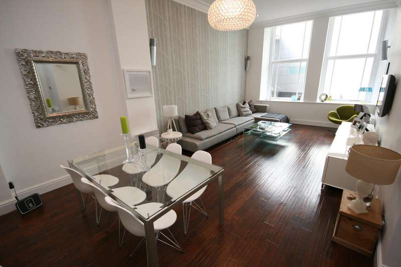 2 Bedrooms Flat for rent in Chepstow House, Chepstow Street, Manchester, M1
