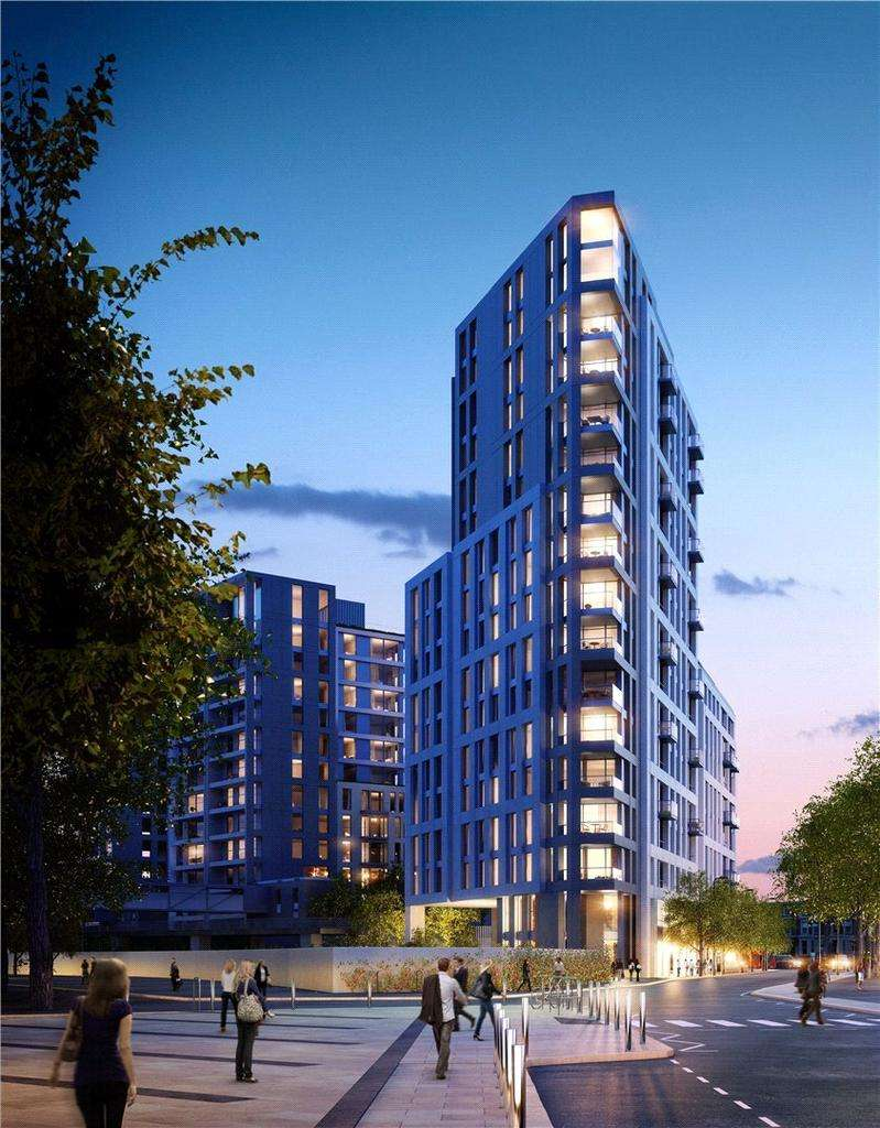 2 Bedrooms Flat for sale in Sovereign Court, Glenthorne Road, Hammersmith, London, W6