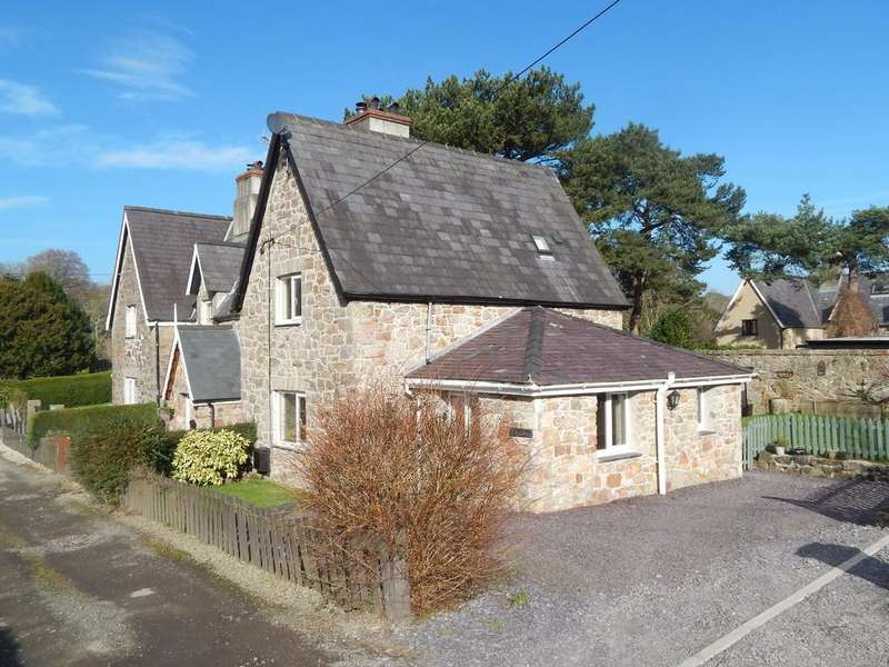 3 Bedrooms End Of Terrace House for sale in Aber Cottages, Y Felinheli, North Wales