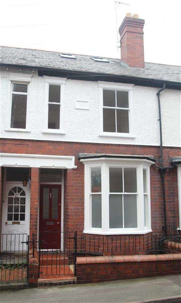 3 Bedrooms Terraced House for sale in Whitehall Street, Monkmoor, Shrewsbury