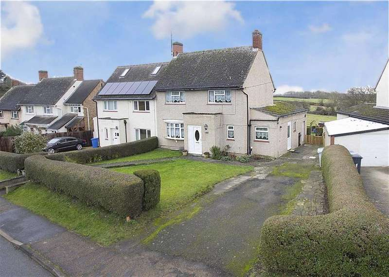3 Bedrooms Semi Detached House for sale in Orlingbury Road, Pytchley