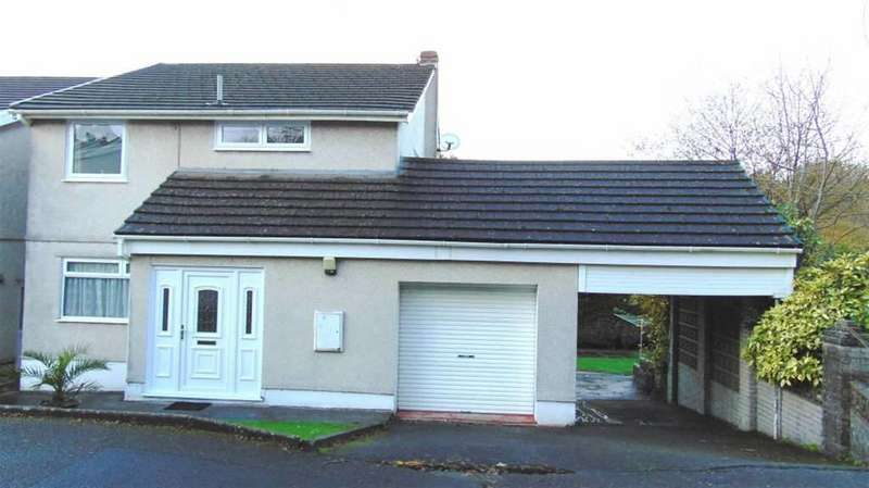 3 Bedrooms Detached House for sale in Park Howard Avenue, Llanelli, Carmarthenshire