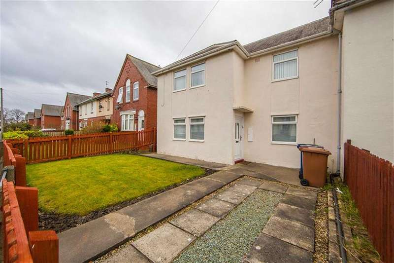 3 Bedrooms Terraced House for sale in Ulverstone Terrace, Walker, Newcastle Upon Tyne, NE6
