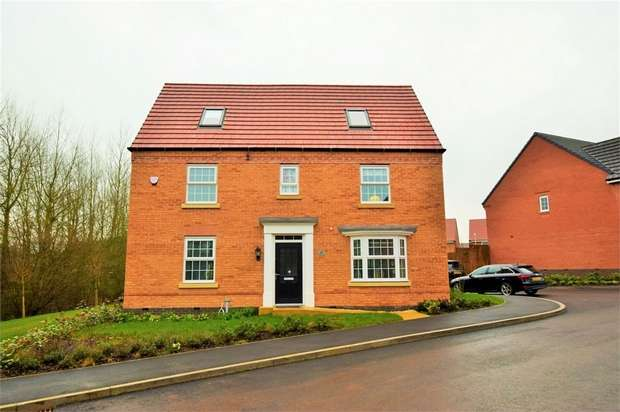 5 Bedrooms Detached House for sale in Irons Road, NORTHAMPTON