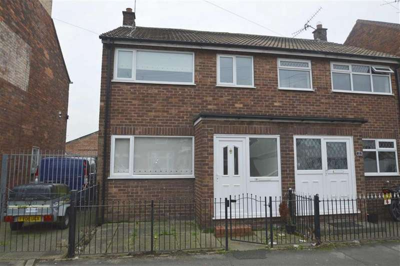 3 Bedrooms Semi Detached House for sale in Aberdeen Street, Hull, East Yorkshire, HU9
