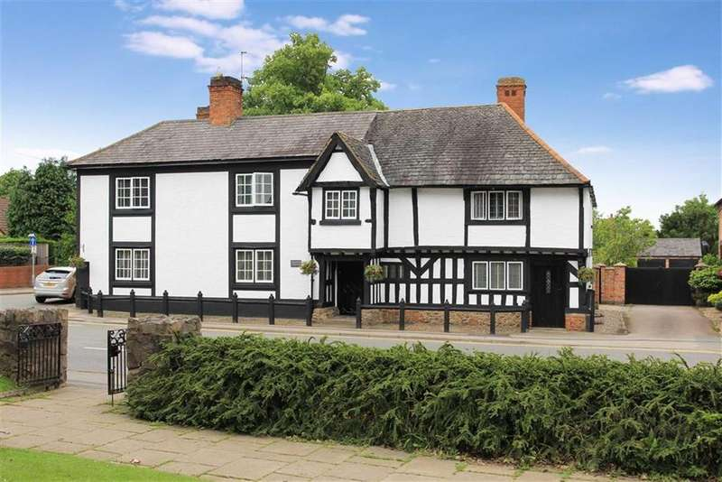 5 Bedrooms Detached House for sale in The Square, Countesthorpe, Leicester