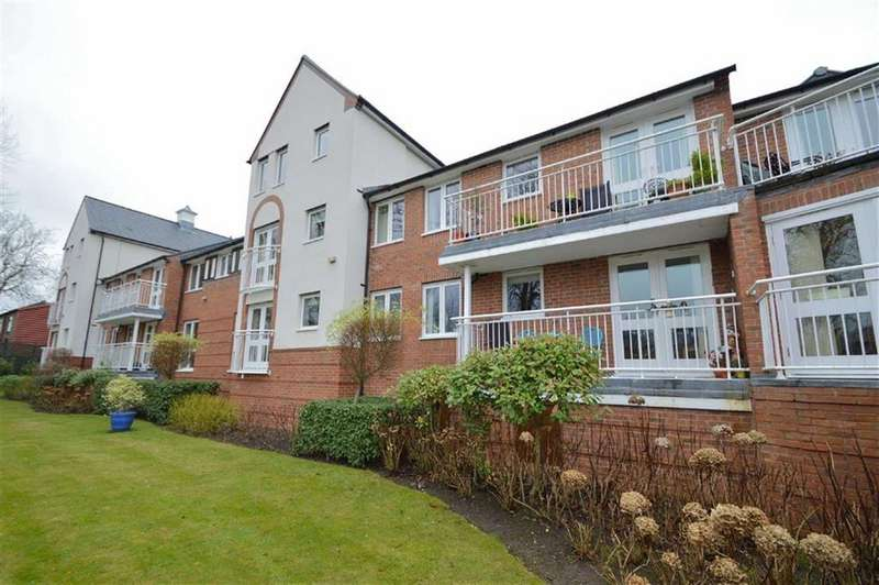 1 Bedroom Apartment Flat for sale in Hazeldine Court, Longden Coleham, Shrewsbury