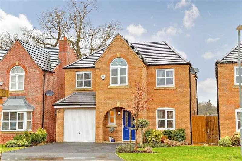 4 Bedrooms Detached House for sale in Henka Road, Penley, LL13