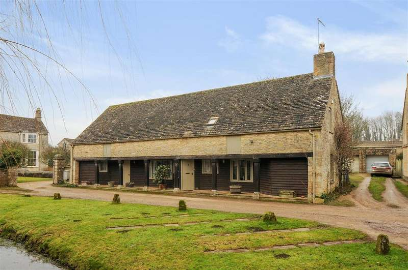5 Bedrooms Barn Conversion Character Property for sale in Westwell, Burford