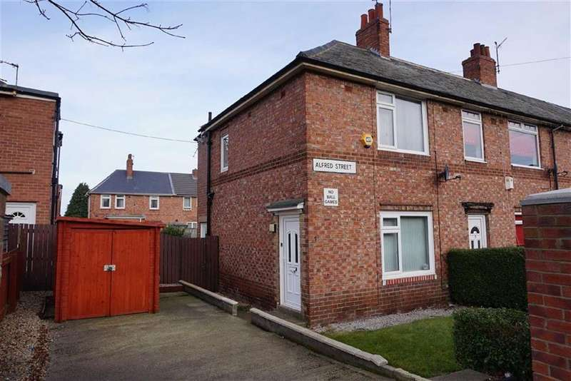 2 Bedrooms Terraced House for sale in Alfred Street, Walker, Newcastle Upon Tyne, NE6
