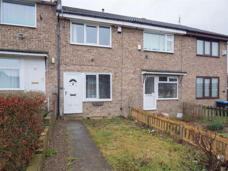 2 Bedrooms Town House for sale in Glenrose Drive, Bradford, BD7 2QQ