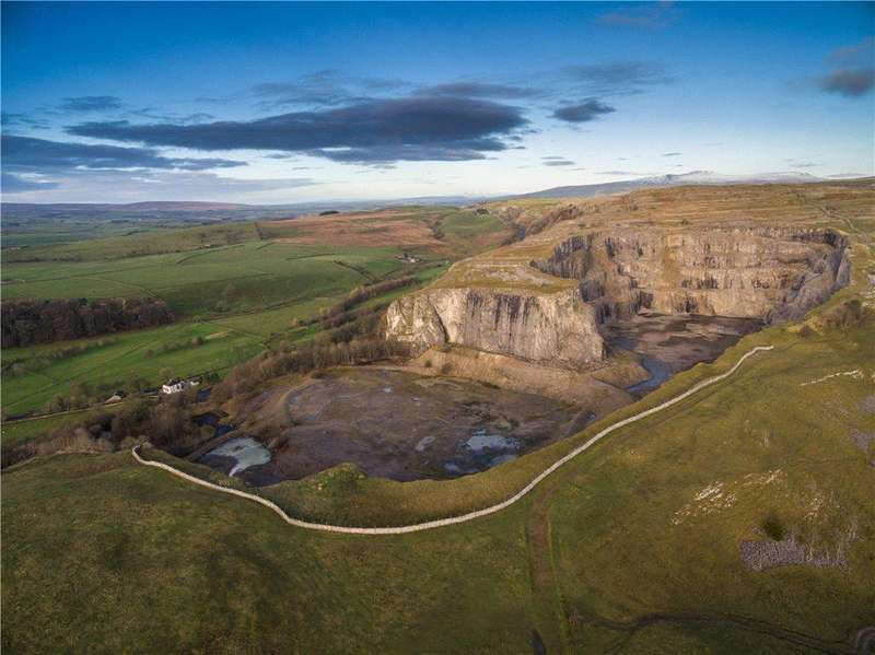 Plot Commercial for sale in Giggleswick, Settle, North Yorkshire