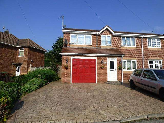 4 Bedrooms House for sale in Mill Farm Close, Houghton Green, Warrington