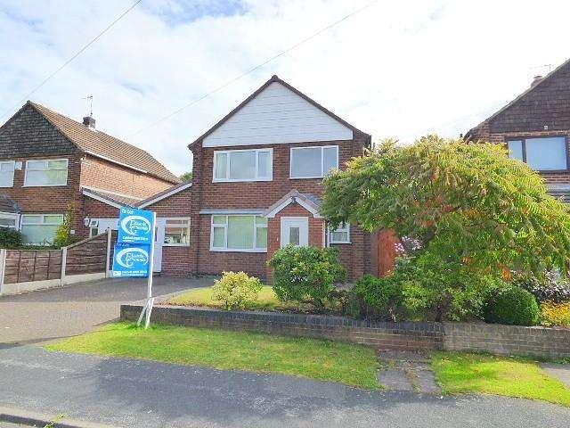 3 Bedrooms Detached House for sale in Wellfield Road, Culcheth, Warrington