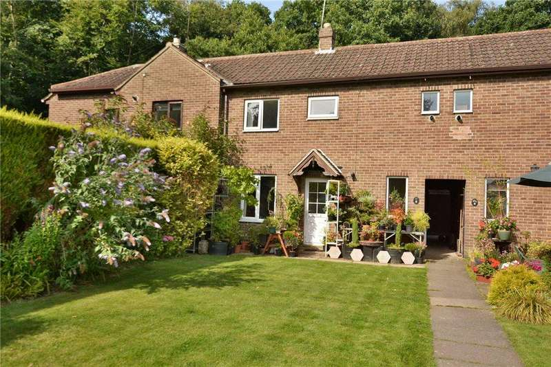 3 Bedrooms Terraced House for sale in Eversley View, Scarcroft, West Yorkshire