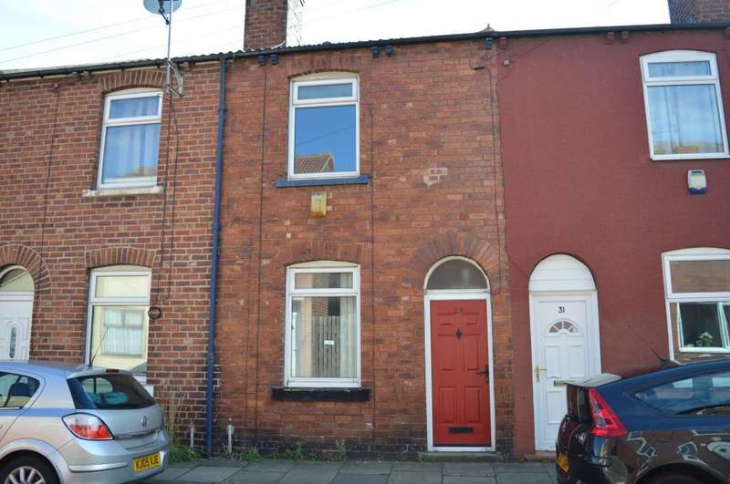 2 Bedrooms Terraced House for sale in George Street, Normanton, West Yorkshire