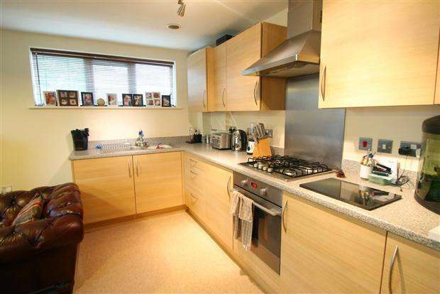 2 Bedrooms Flat for sale in Castlepoint, Lincoln Road