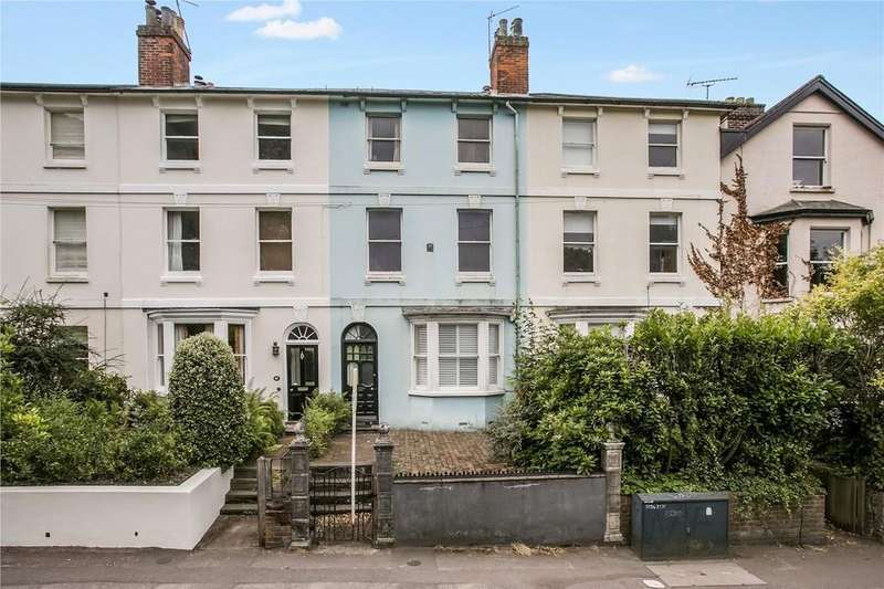 4 Bedrooms Terraced House for sale in Grove Hill Road, Tunbridge Wells