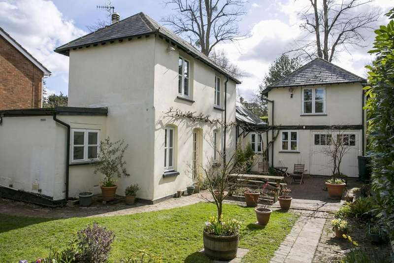 4 Bedrooms Detached House for sale in Broadwater Down, Tunbridge Wells