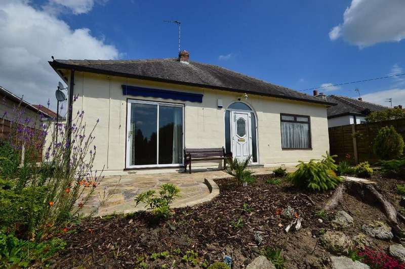 3 Bedrooms Detached Bungalow for sale in Brookside Road, Gatley